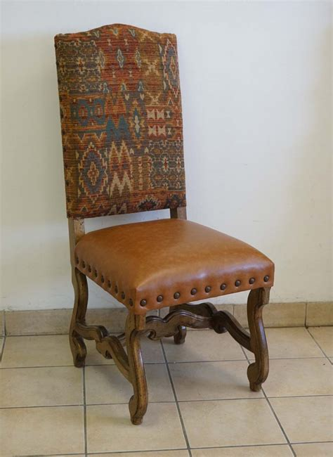 southwestern sunset dining chair western passion