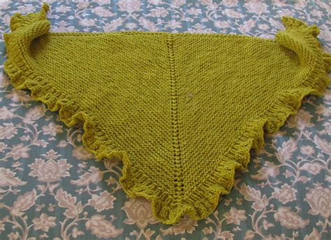 Knitted Shawl Pattern Erieairfair