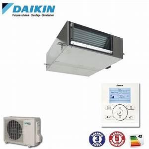 Prix Clim Gainable : climatisation gainable daikin fbq50d ~ Premium-room.com Idées de Décoration