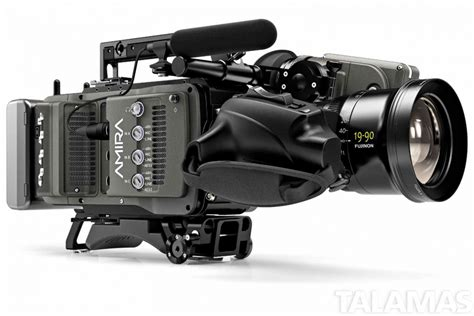 rental arri amira premium digital cinema camera