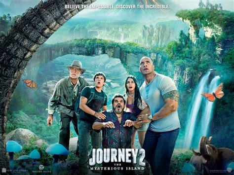 Journey 2 The Mysterious Island 3 Stars Richard Crouse