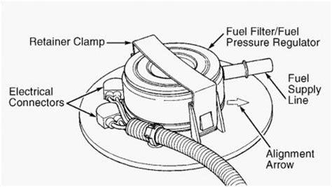jeep cherokee fuel filter location