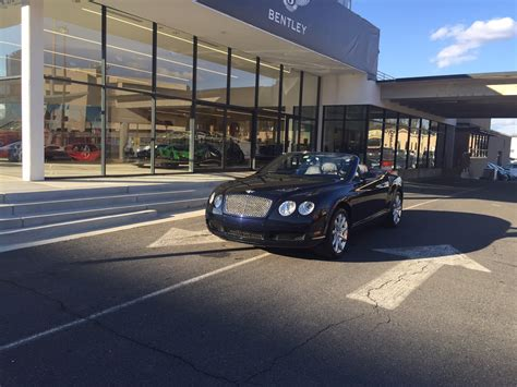 2007 Bentley Continental Gt Stock # 5nc049952a For Sale