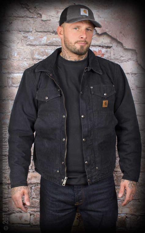 Carhartt   Berwick Jacket   Rockabilly Rules