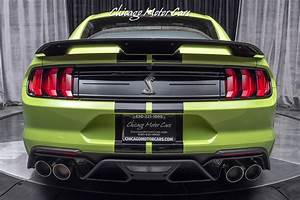 Used 2020 Ford Mustang Shelby GT500 Coupe ONLY 5 MILES! TECHNOLOGY & HANDLING PACKAGE! For Sale ...