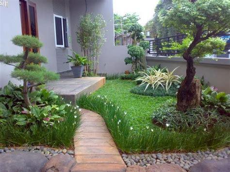 tanaman hias rumput taman 20 gambar desain taman rumah minimalis terbaru 2018 1001