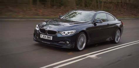 Alpina D4 Biturbo Review Finds It Mighty Close To M4