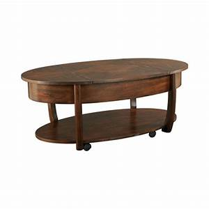 oval lift top cocktail table t3001802 00 concierge hammary With cheap oval coffee table