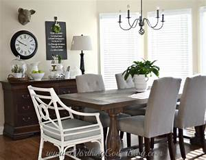 Adding farmhouse style to the kitchen and dressers aren t