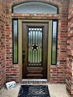 custom texas star iron door unit aaleadedglasscom wrought iron doors texas home