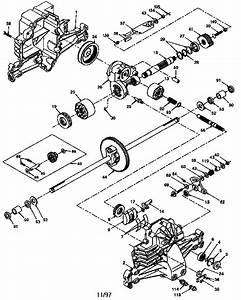 917 259570 Craftsman Garden Tractor Lawn Mower