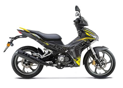 Benelli X 150 Picture by Benelli Rfs 150i Launched In Malaysia