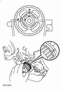 1992 Toyota Tercel Timing Marks For Belt  Engine