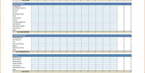 donation spreadsheet template spreadsheet templates