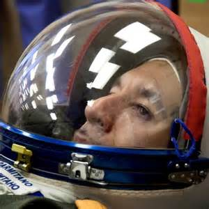 Astronaut nearly drowns in space after liquid leaks into ...