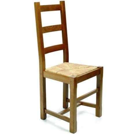 chaise de salle chaise de salle à manger en bois rustica