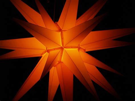 weihnachtsstern mit licht weihnachten bilder19