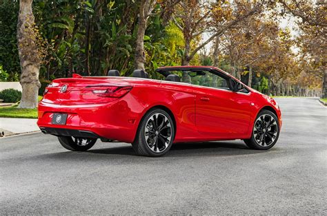 2017 Buick Cascada Reviews And Rating