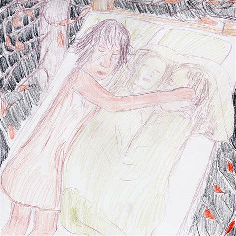 Bärbel Klingel : Illustrationen : Mascha Kaleko: Allerseelen