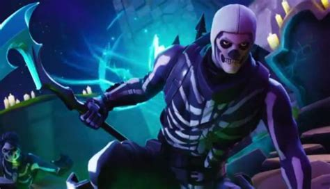 Here Are All Of The Fortnite Skull Trooper Challenges