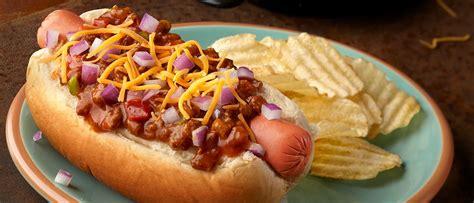 hot dog chili  chili dogs