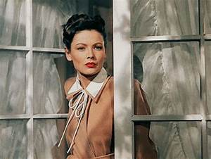 "Gene Tierney in ""Leave Her to Heaven"", 1945 (Top one a GIF ..."