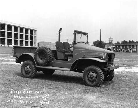 Dodge Wc Series