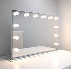 Miroir Lumineux Maquillage : avis miroir maquillage lumineux professionnel choisissez en 2018 les meilleurs produits test ~ Teatrodelosmanantiales.com Idées de Décoration