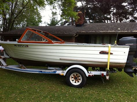 Cruiser Boats For Sale by Cruisers Inc 1963 For Sale For 2 500 Boats From Usa