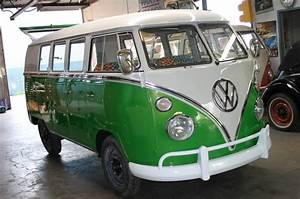 1967 Vw Custom Camper Bus Restoration