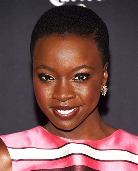 Get Danai Gurira's Makeup From The Walking Dead Premiere ...