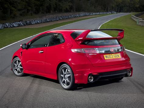 Honda Civic Type R Picture by 2009 Honda Civic Type R Hatchback Fn2 Pictures