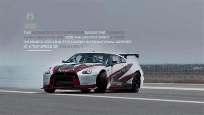 Gifs Gt Nissan Drift Fastest Guinness Breaks