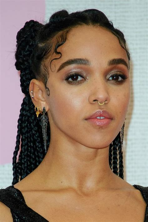 fka twigs hairstyles hair colors steal  style
