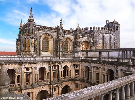 Castles Of The Knights Templar In Portugal's History