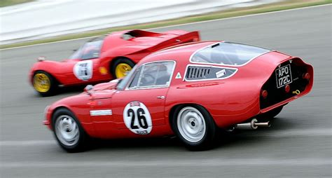 Alfa Romeo Tz1 The 'baby Gto'  Classic Driver Magazine