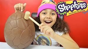 Bashing Giant Shopkins chapter 4 - Chocolate Surprise Egg ...