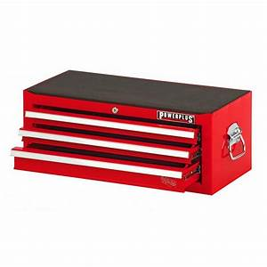 Werkzeugkiste Mit Schubladen : werkzeugkiste rot 3 schubladen mit einzelarretierung powerplustools gmbh ~ Eleganceandgraceweddings.com Haus und Dekorationen