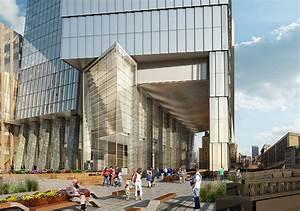 Hudson Yards Master Plan Breaks Ground On First Tower