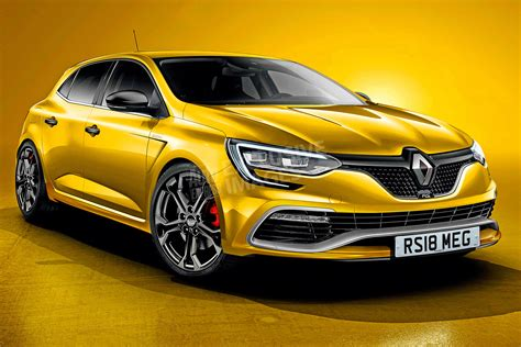 renault megane sport new 300bhp plus renault megane rs for 2018 auto express
