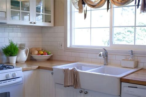 ikea double farmhouse sink decorating style pinterest