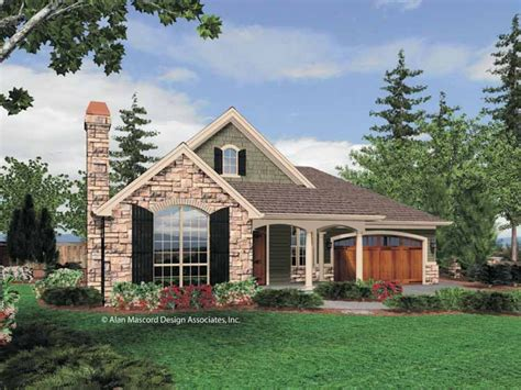 cottage house plans one single open floor plans single cottage house