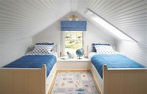 An Attic Turned Ultimate Kids39 Bedroom Suite This Old House