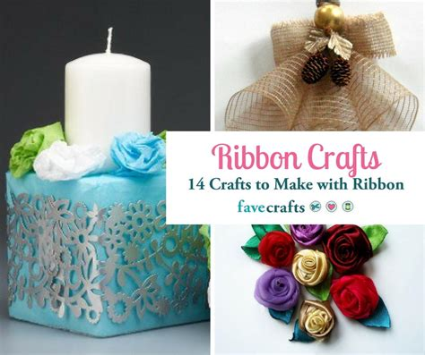 Ribbon Crafts 14 Things To Make With Ribbon Favecraftscom