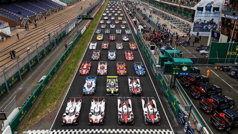 2017 24 Hours Of Le Mans / 24 Heures Du Mans (live Stream