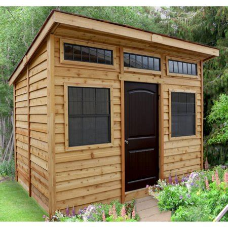 outdoor living today studio    ft garden shed