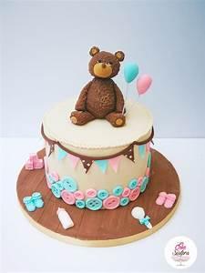 Cake Design Gteau Doudou Pour Ma Baby Shower Ferie Cake