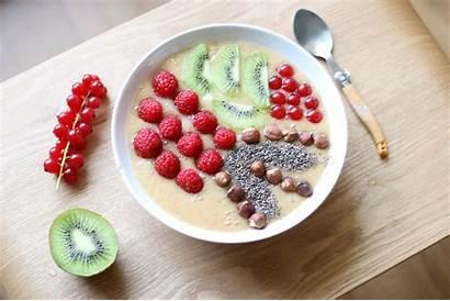 Porridge Fruits Faux Aux