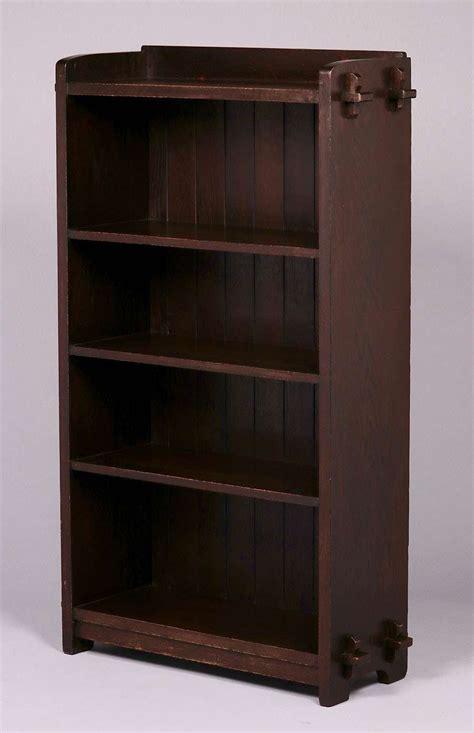 stickley bookcase for sale l jg stickley open bookcase c1905 1907 california