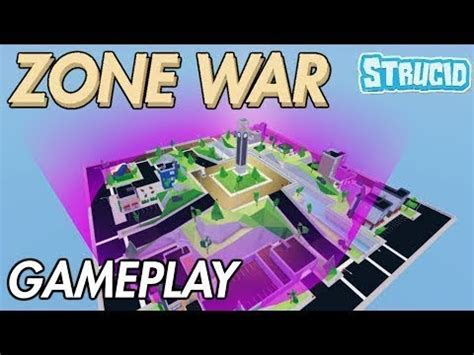 roblox strucid  zone wars  br youtube